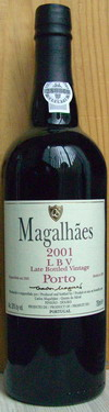 Magalhães LBV Port 2005 19,5% 750 ml