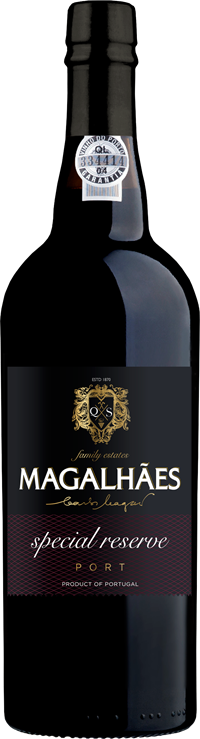 Magalhães Ruby Special Reserve 19,5% 750 ml
