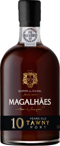 Magalhães Tawny 10 Jahre 19% 500 ml